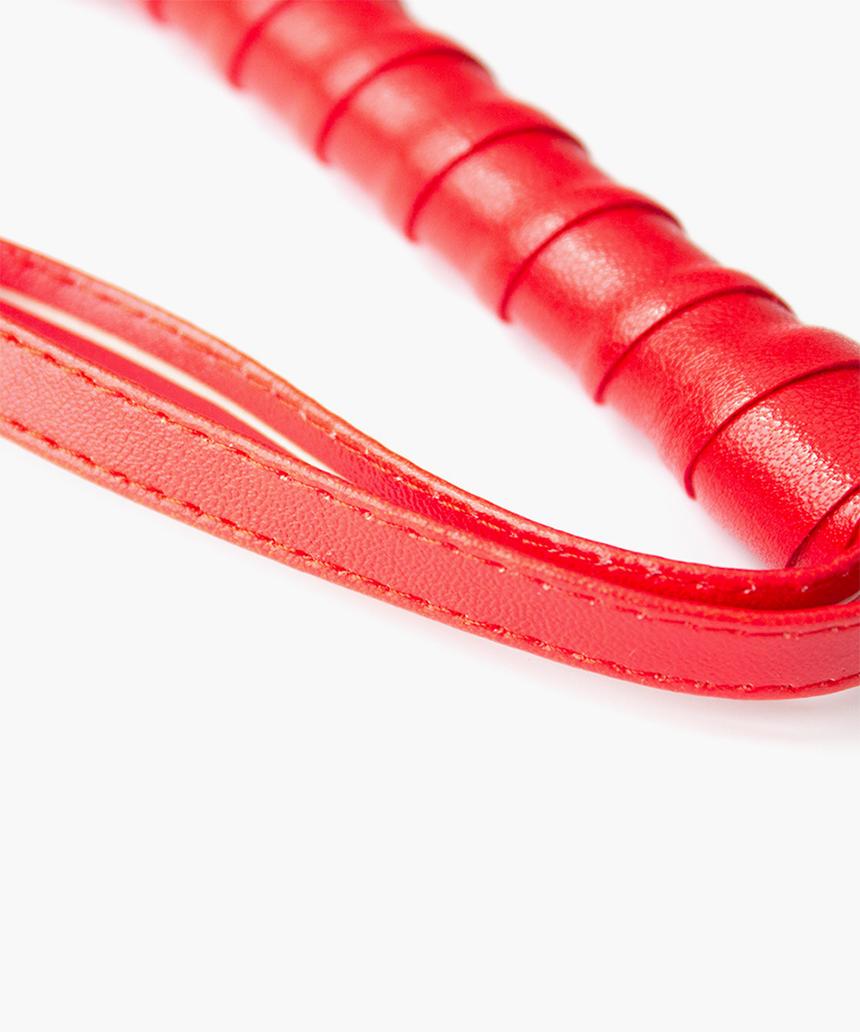 빨간색 짧은 채찍 34cm