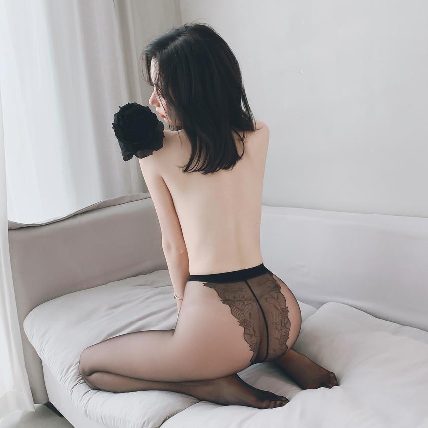 네이처 밑트임 팬티 스타킹